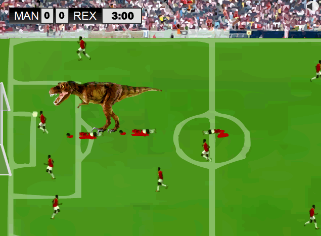 Manchester vs Rex